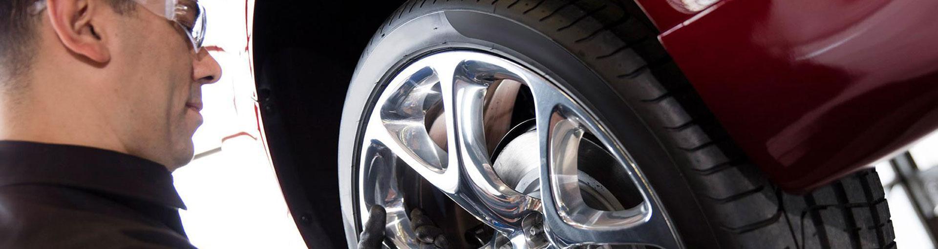 Cutter Buick GMC Tire Department