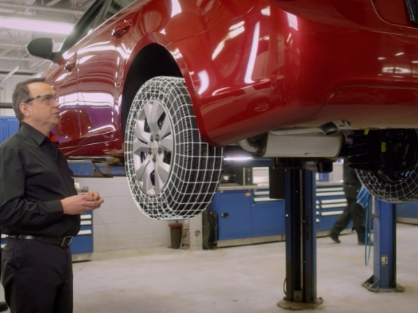 Buick, GMC Tire Rotation