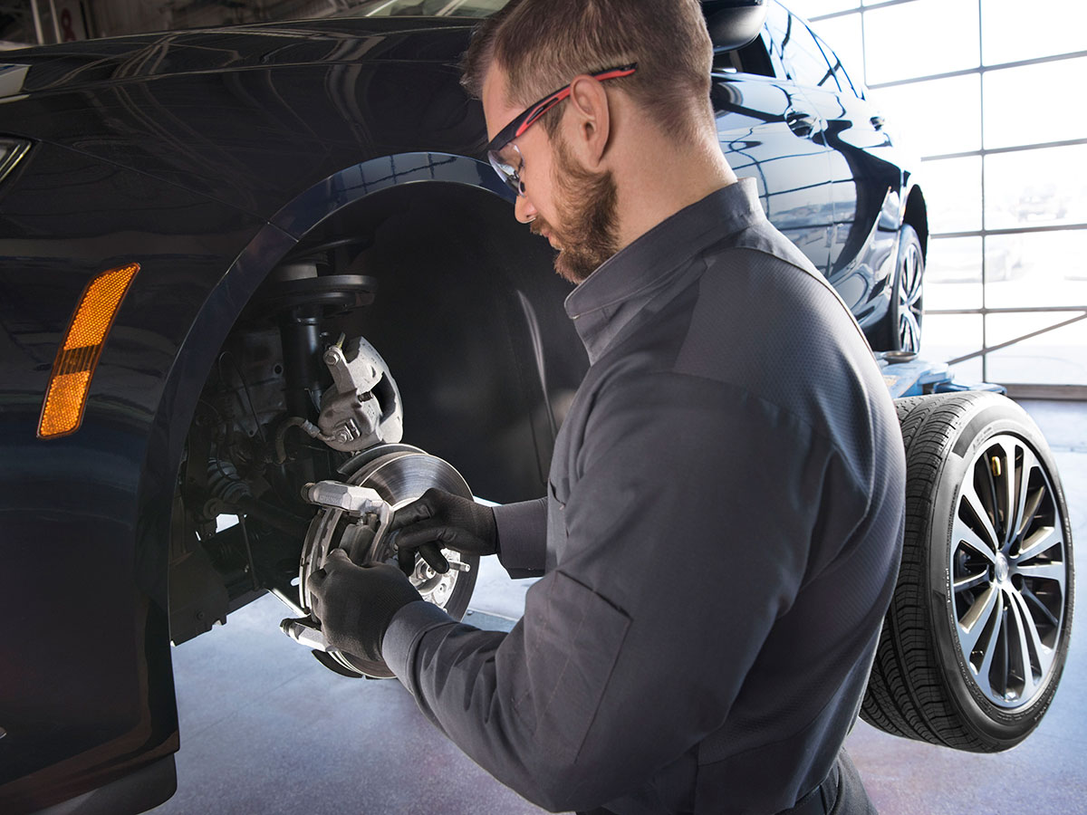Buick, GMC Tire Rotation & Balance Special Service Special Coupon