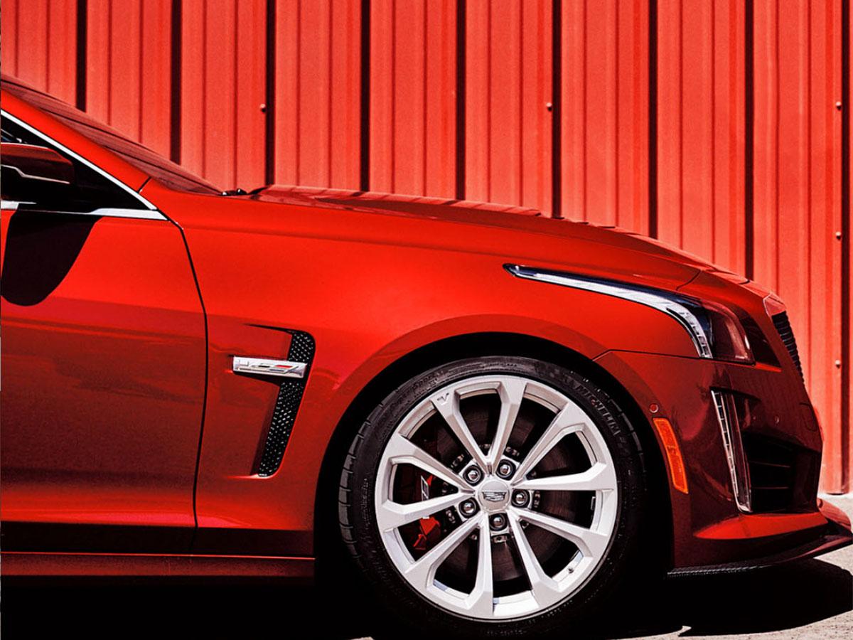Cadillac Tire Sales & Service