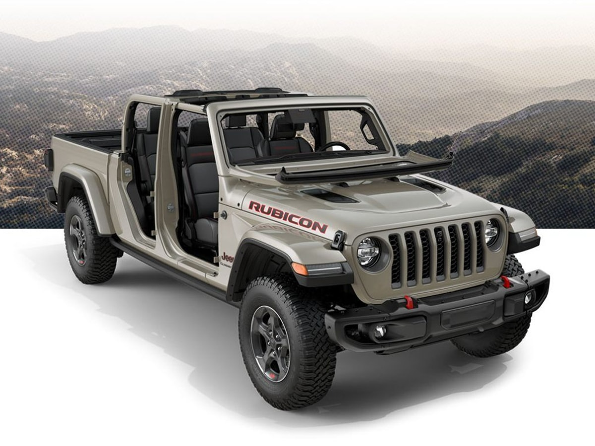2020 Jeep Glaidator Accessories