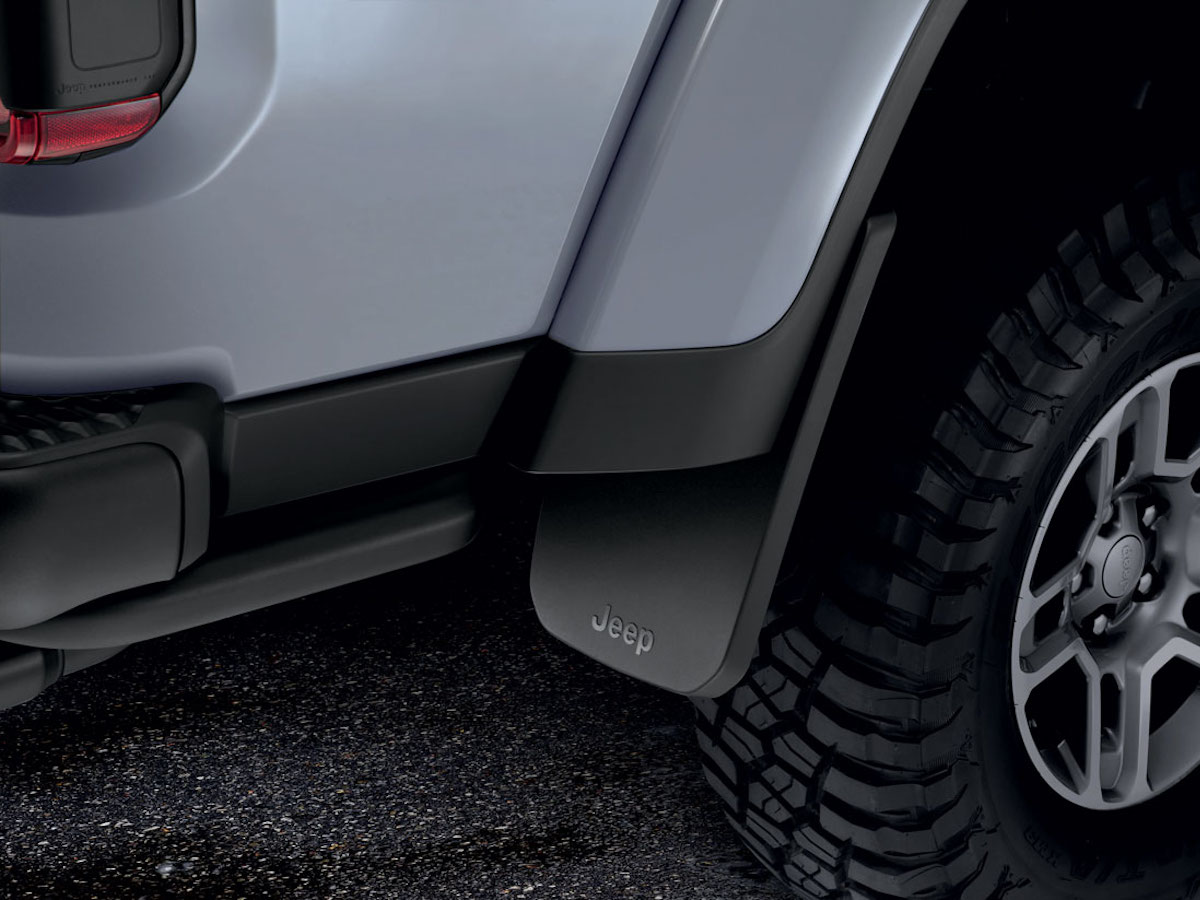 Mopar Splash Guards Accessories