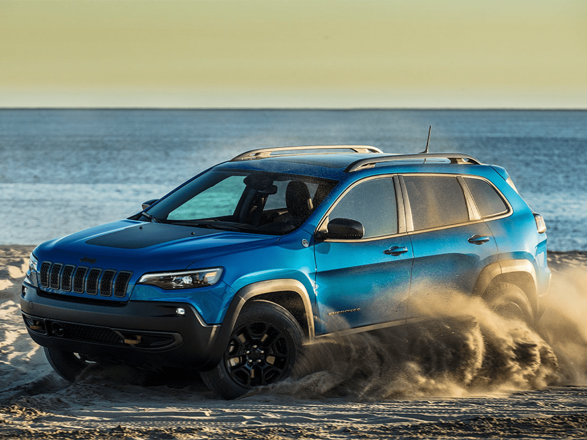 Jeep Cherokee Tire Sales & Services