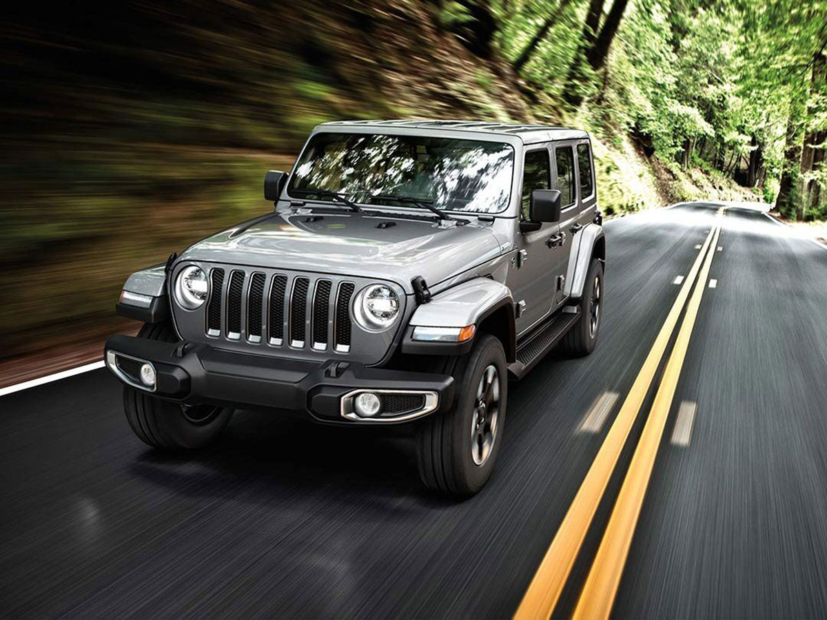 Jeep Wrangler Services in Los Angeles