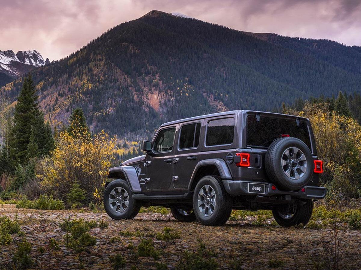 Jeep Wrangler Service & Repair
