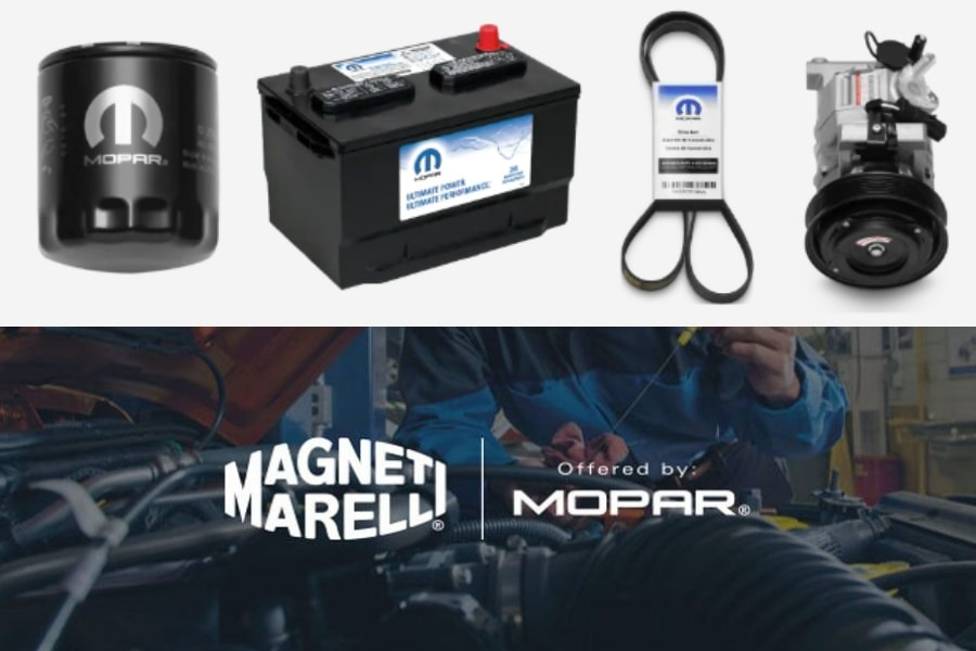 MOPAR Parts Department