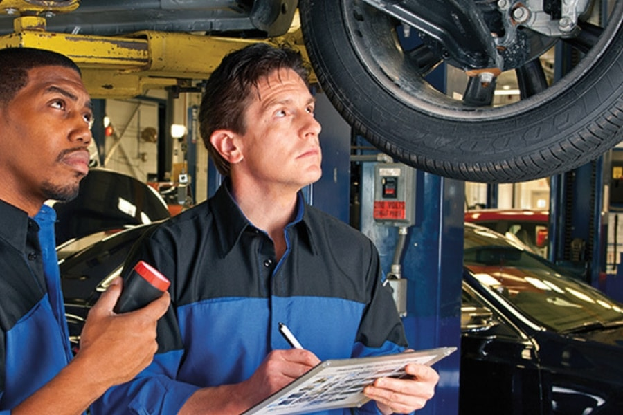 Chrysler, Dodge, Jeep, Ram Four Wheel Alignment Service Special Coupon