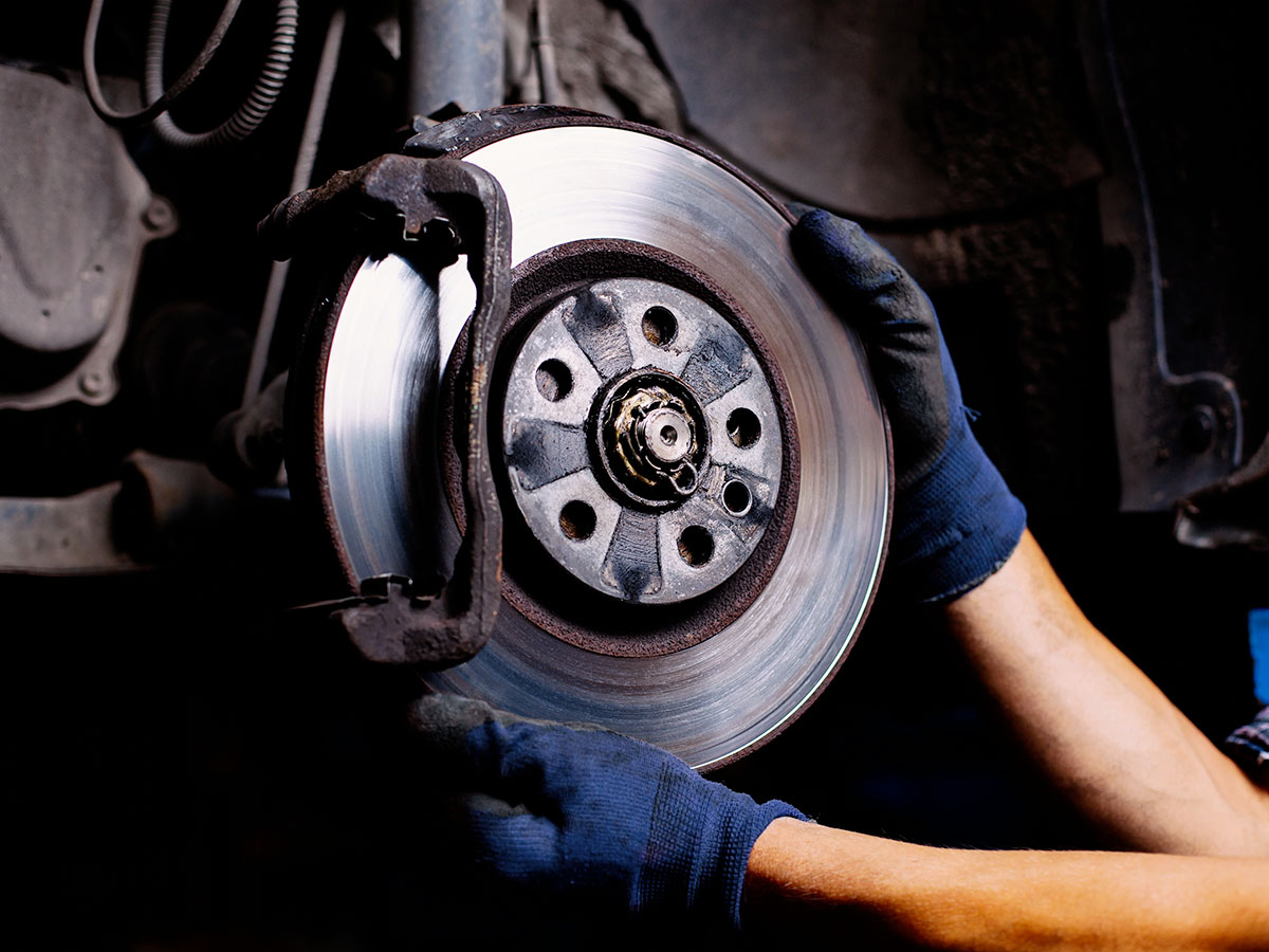 Chrysler, Dodge, Jeep, Ram Vance Complete Brake Service Service Special Coupon