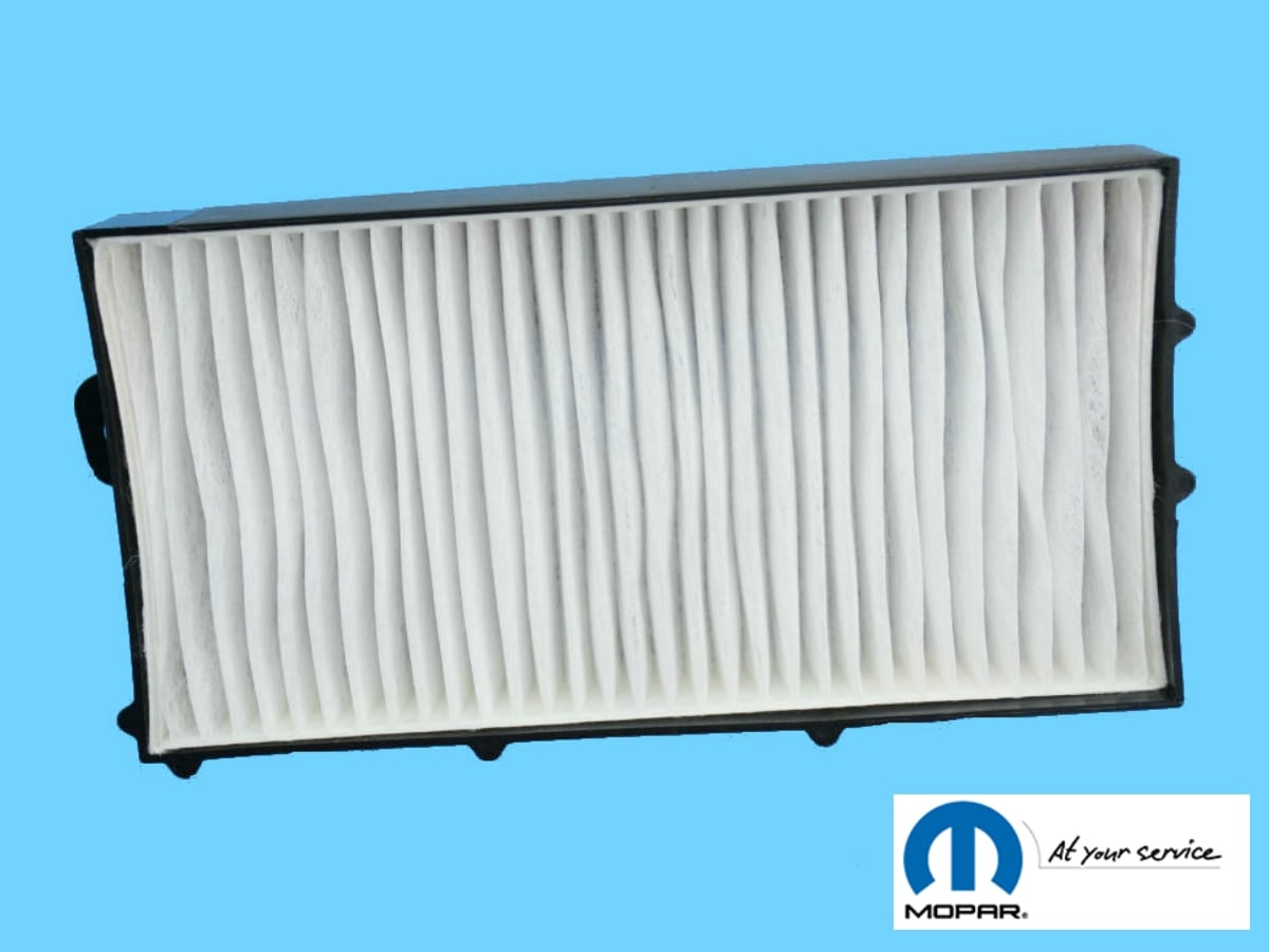 Mopar Cabin Air Filter Replacement Service