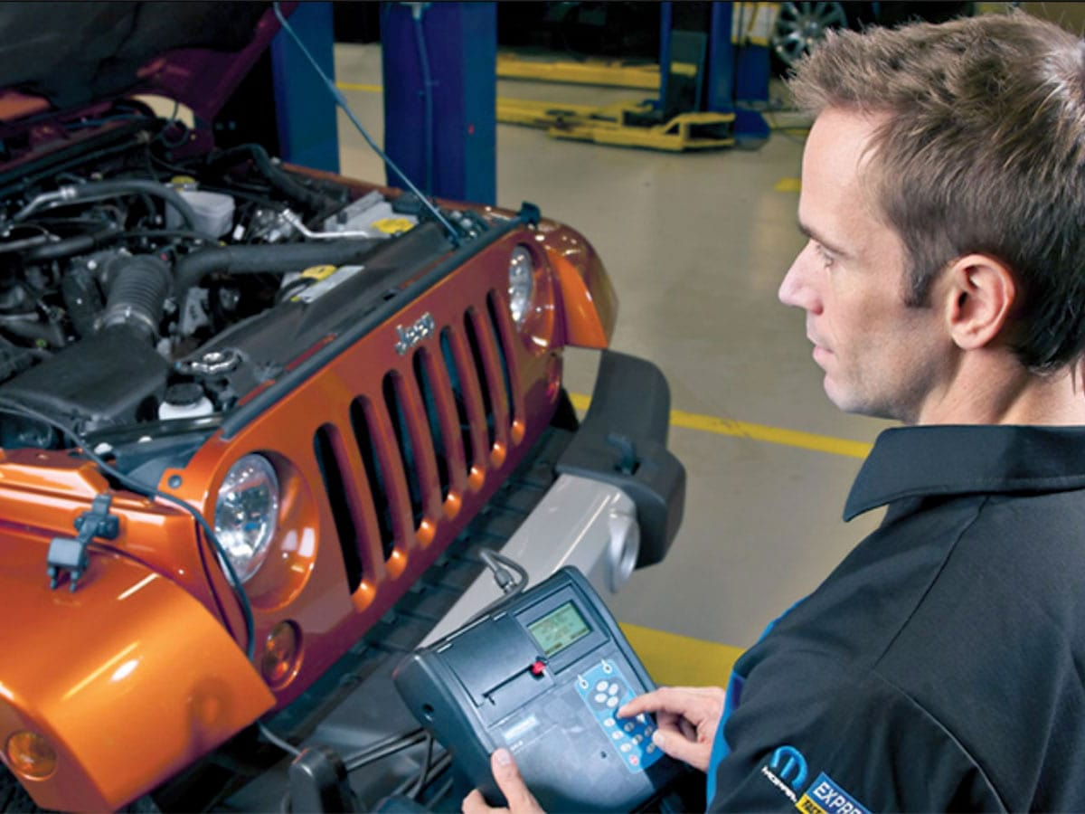 Mopar Charging System Inspection & Testing Service