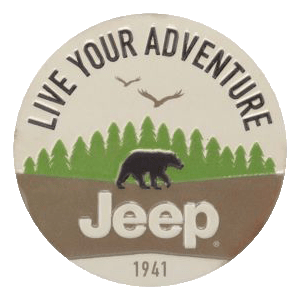 Genuine Jeep Magnets