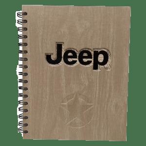 Genuine Jeep Notebook