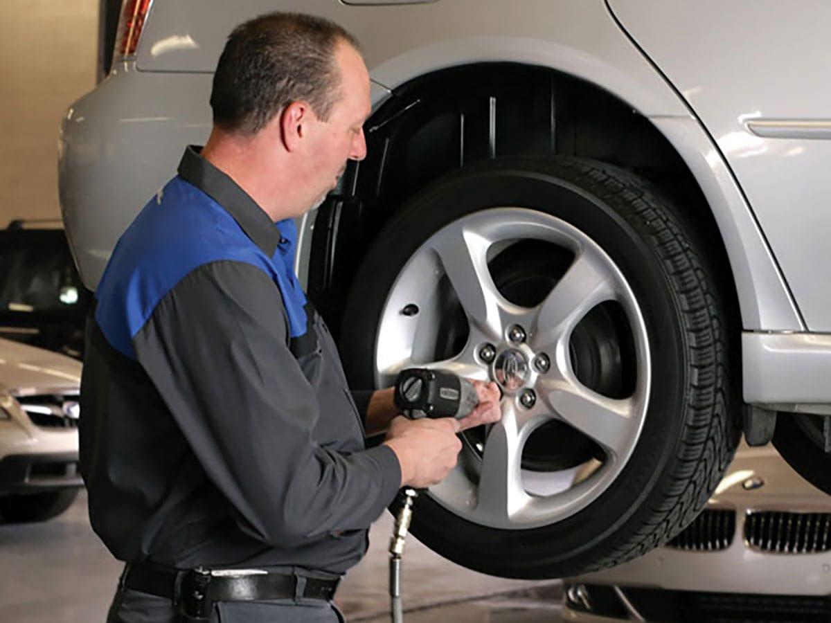MOPAR Tire Balancing Service