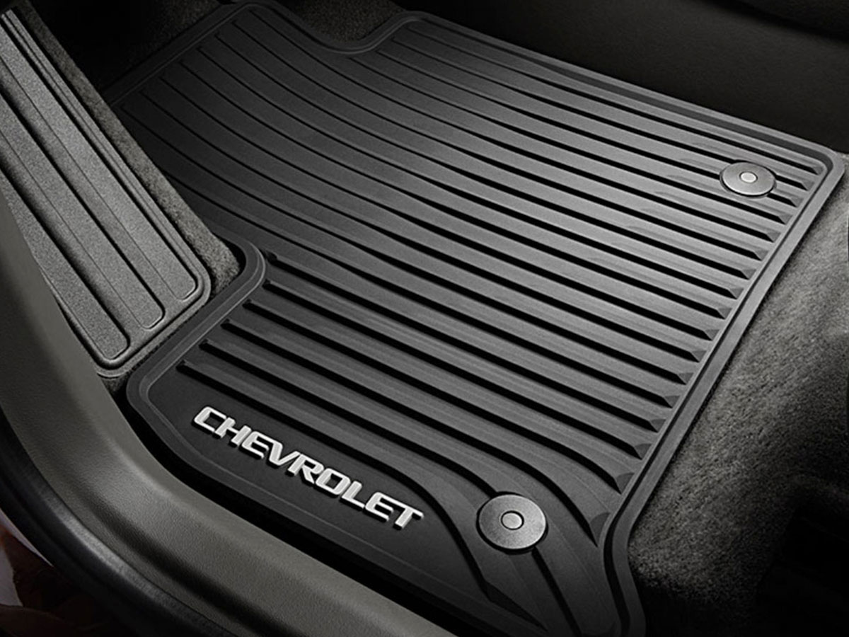 Chevrolet Floor Mats in Norwalk, IA