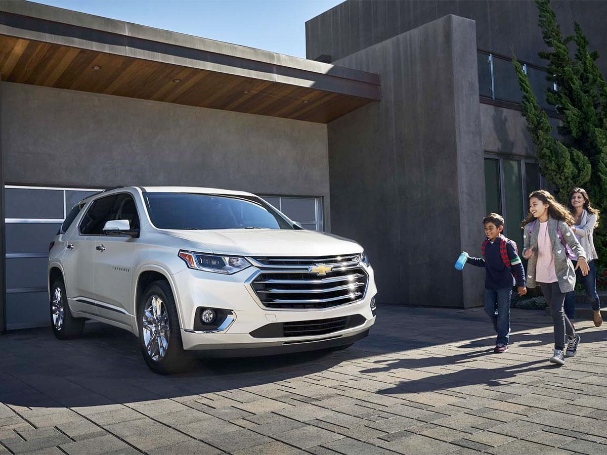 Chevrolet Traverse Recall Service   Feldman Chevrolet of ...