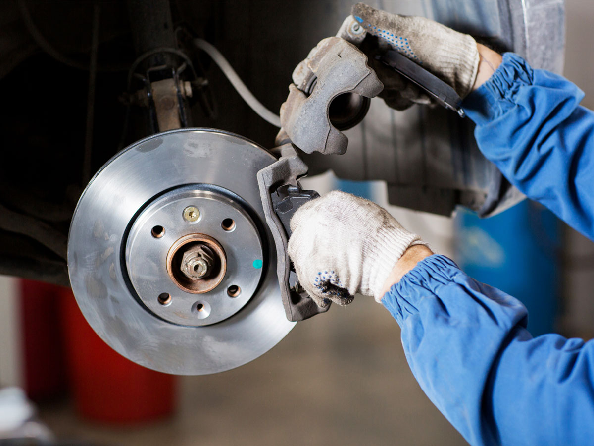 Brake Rotor Resurfacing or Replacement