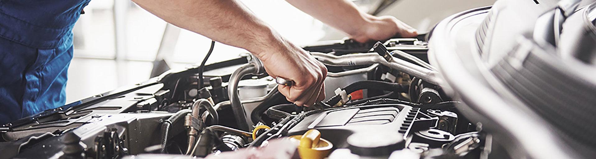 Glenn Polk Chevrolet Buick GMC Service Department