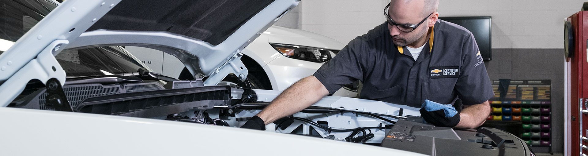 Ourisman Chevrolet of Baltimore Service Department