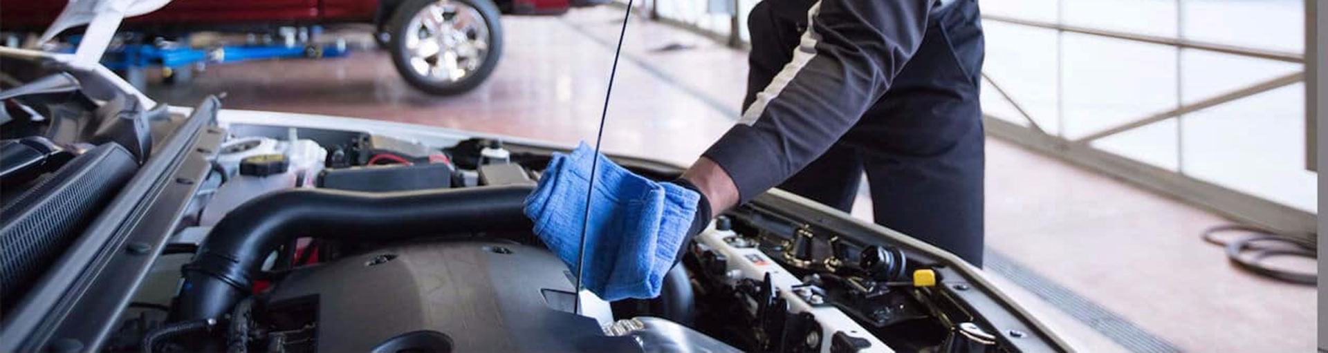 Chevrolet Oil Change Services