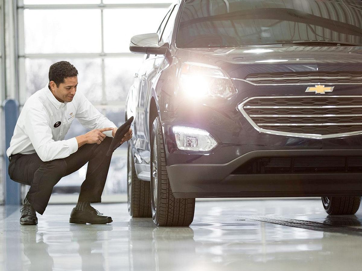 Why Service at Viking Motors?