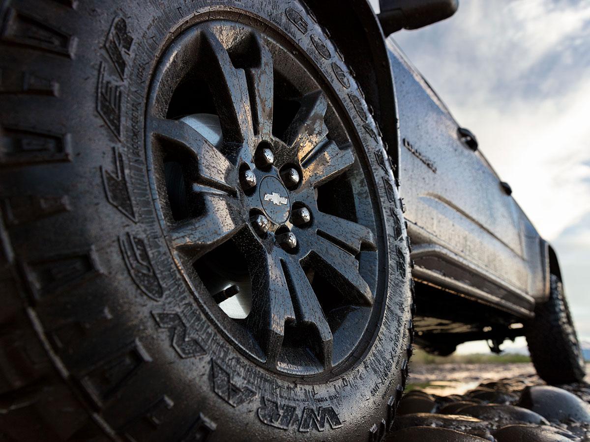 Vance Chevrolet Buick GMC Tire Services