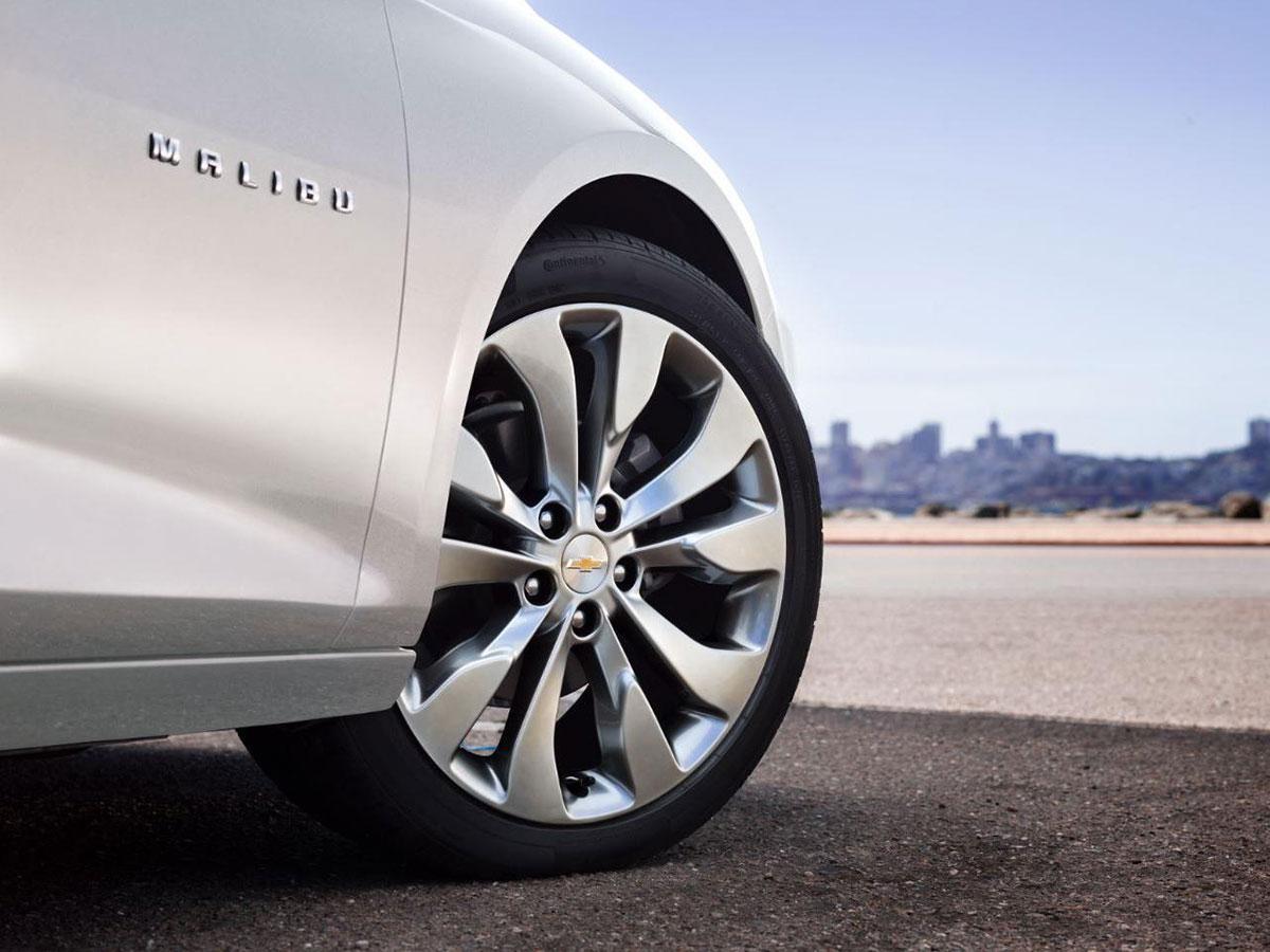Chevrolet Tire Tread & Pressure Check Service