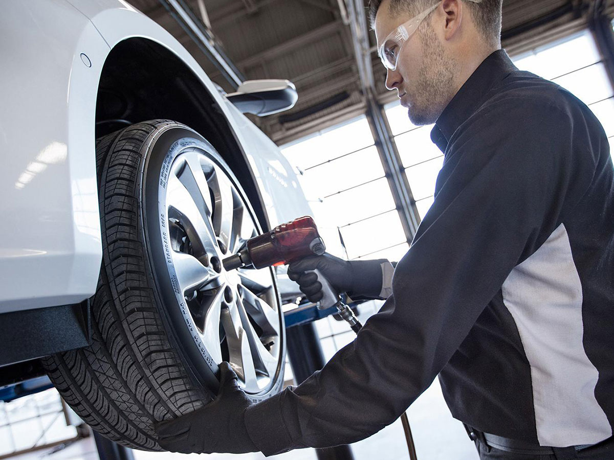 Chevrolet Tire Rotation Service