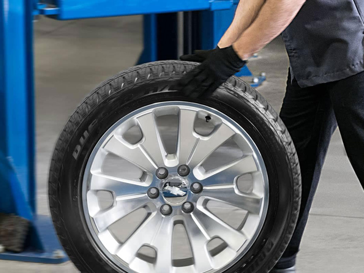 Chevrolet Buick GMC Tire Sales & Service