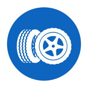 Tire Services Icon