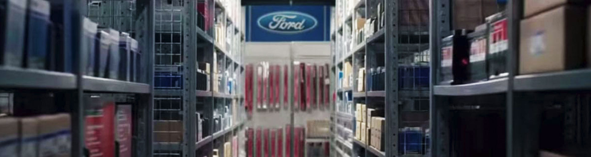 Chapman Ford Parts Department