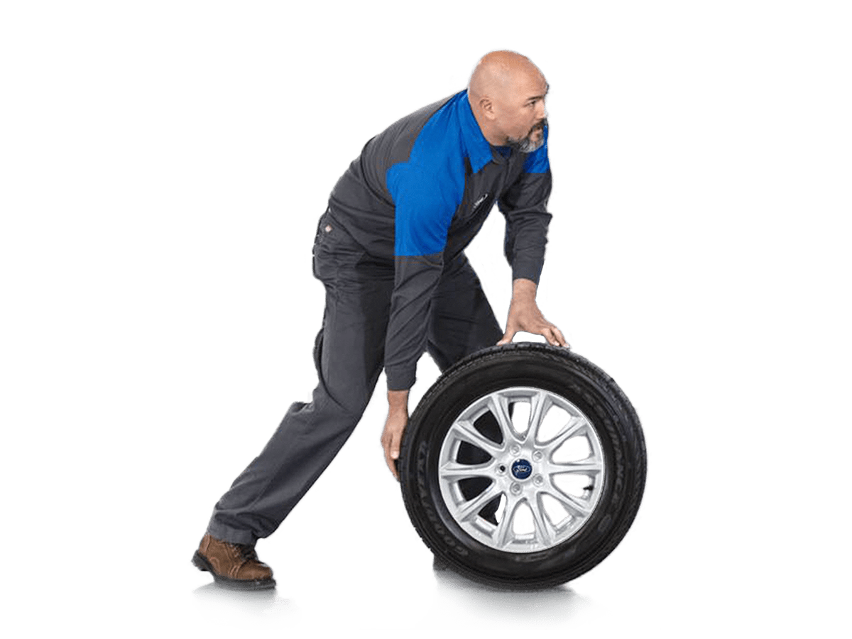Ford The Big Tire Event Service Special Coupon