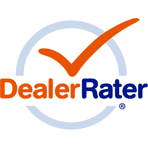 DealerRated Review Page Logo