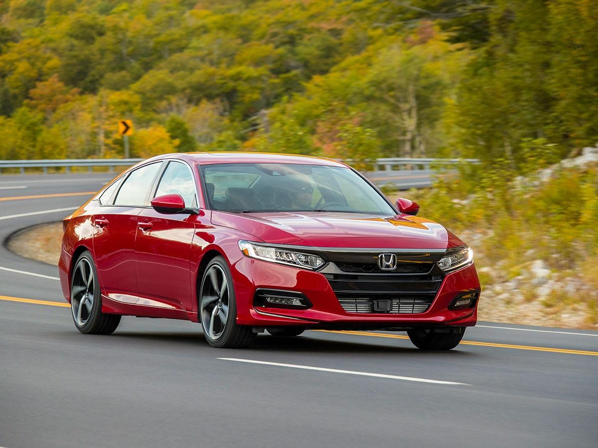 Honda Accord Recalls