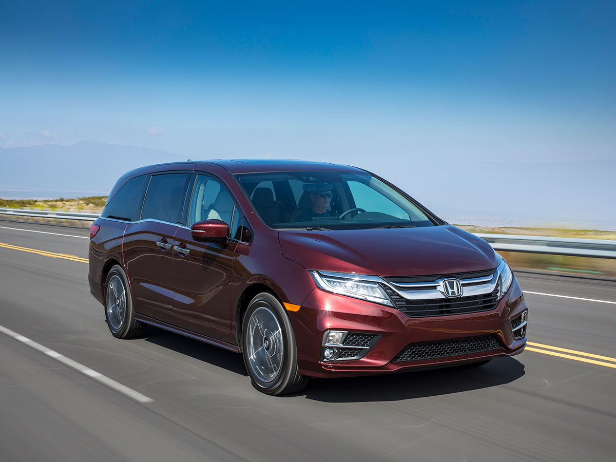 Honda Odyssey Recall Service