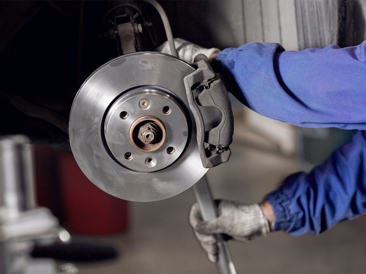Honda Rear Brake Pad Repair Service