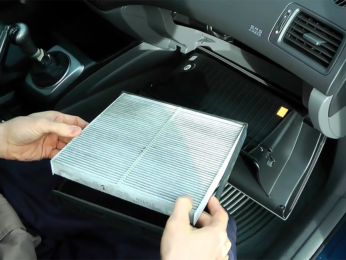 Honda Cabin Air Filter Replacement Service