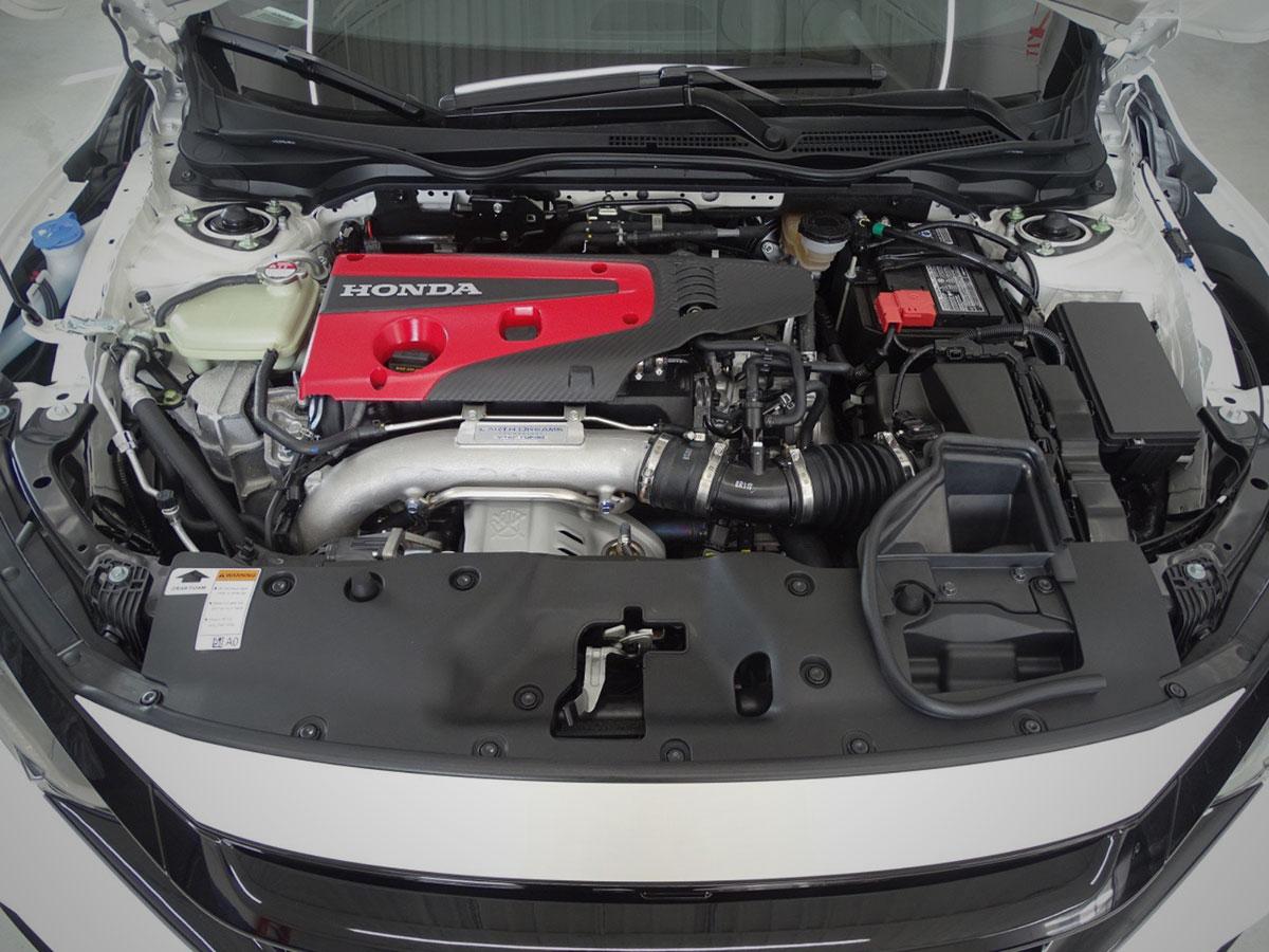 Honda Coolant Fluid Exchange