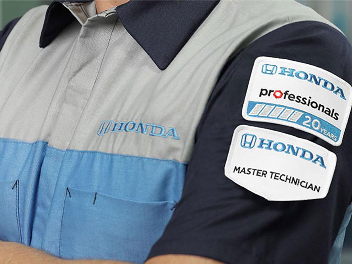Honda Conventional Oil Change Service