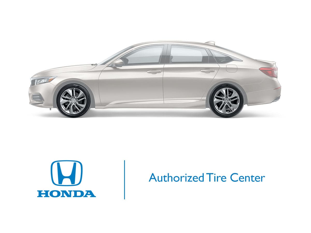 Honda Authorized Tire Center