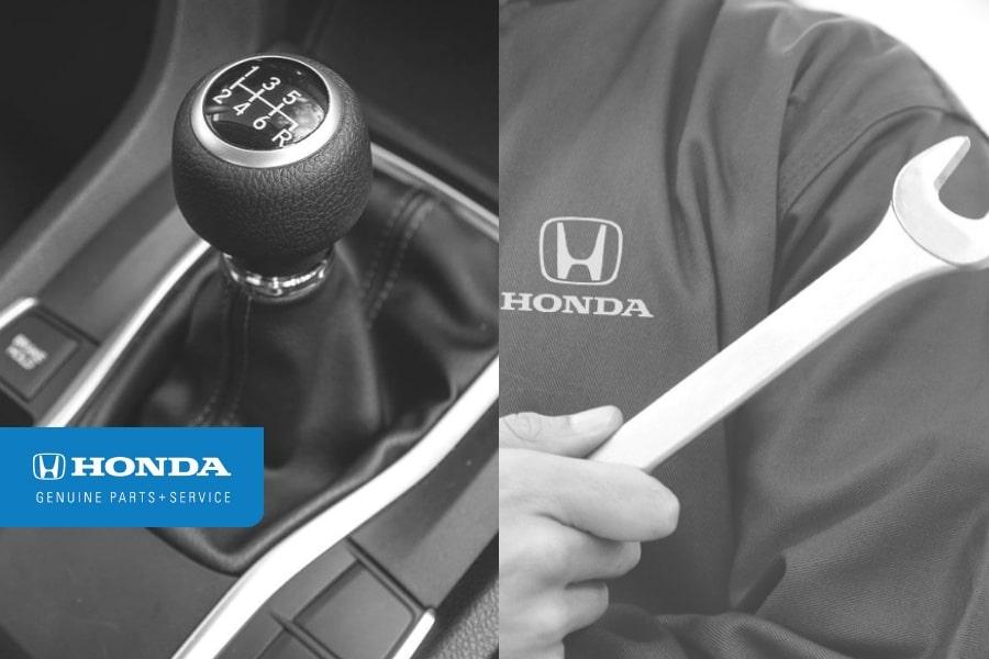 Honda Automatic Transmisssion Service