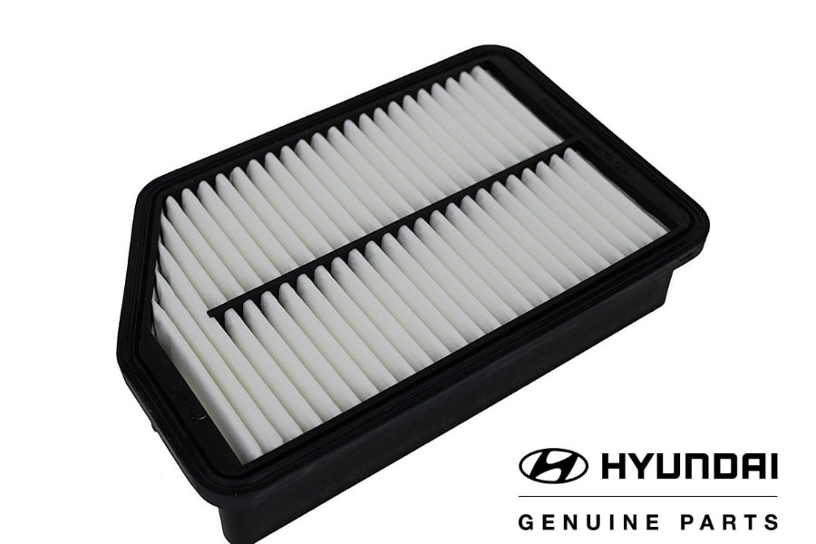Hyundai Engine Air Filter Replacement Service