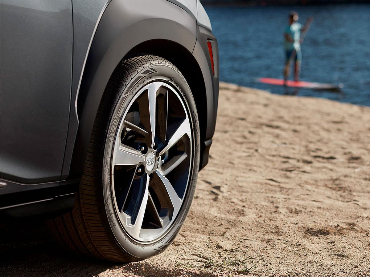 Hyundai Tire Tread and Pressure Check Service