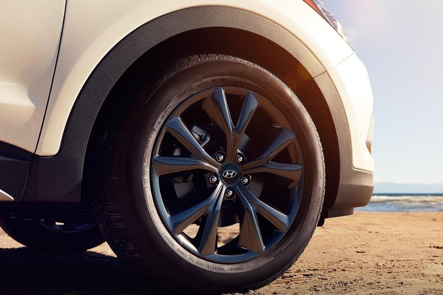 Hyundai Tire Rotation Service