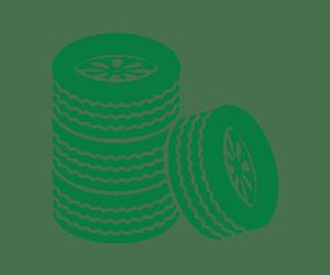 New Tires Icon