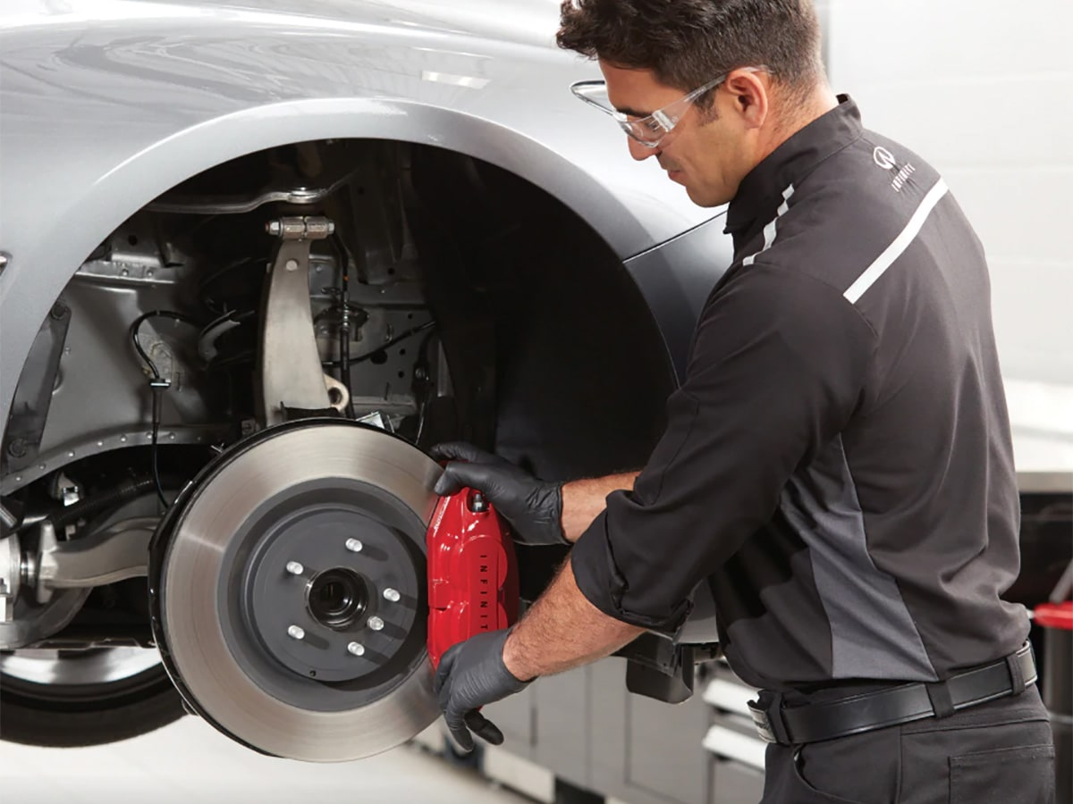 INFINITI Complete Brake Service Service Special Coupon