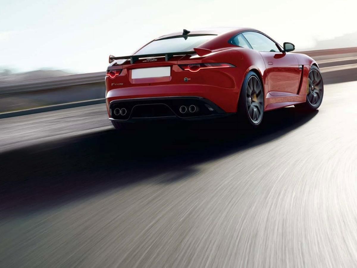 Jaguar Certified Aluminum Repairs
