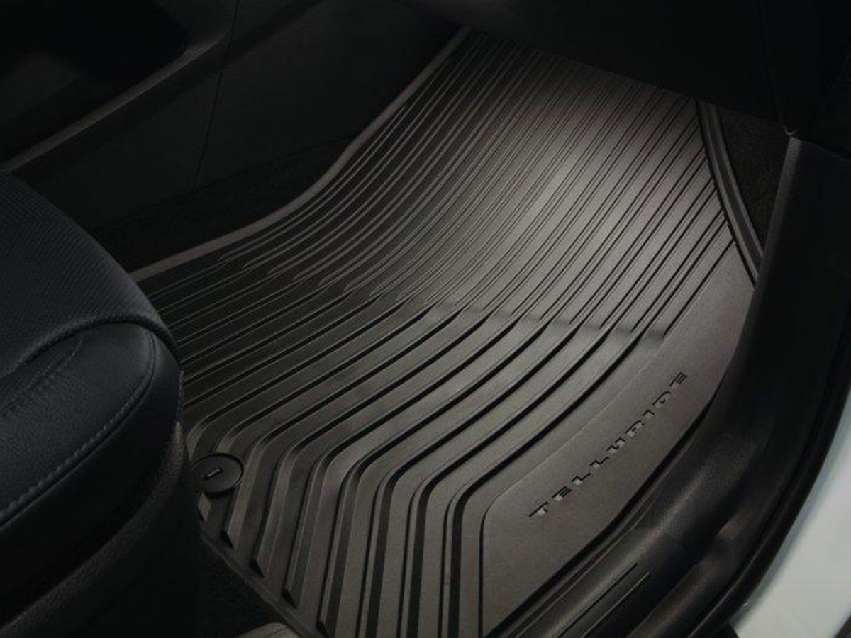 Kia All-Weather Floor Mats Accessories