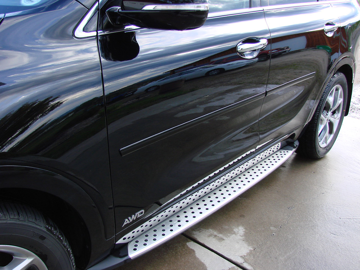 Kia Running Boards & Step Bars