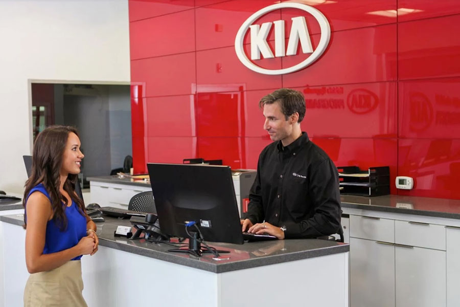 Kia maintenance