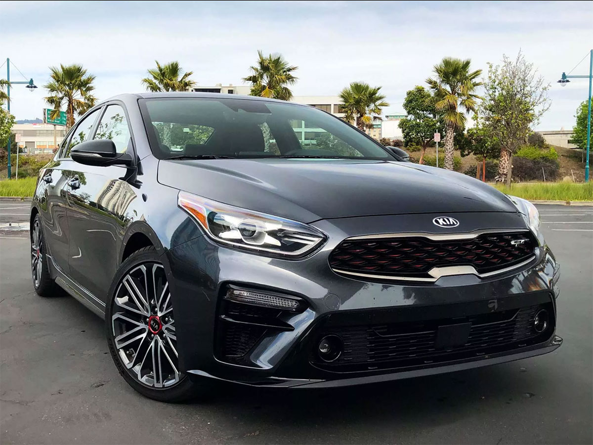 Kia Forte Tire Sales & Services